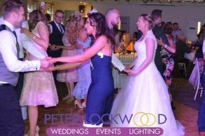 Peter Lockwood Wedding DJ in Quarry Bank Mill