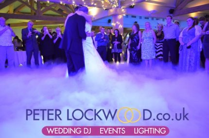wedding fx-first-dance-in-the-clouds-at-the-white-hart-saddleworth