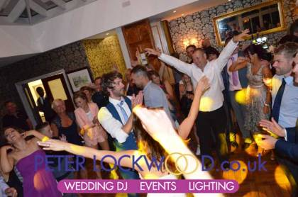 Broadoaks Country House Wedding DJ