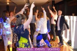 Castlefield Rooms Manchester Wedding DJ