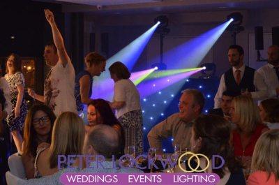 Castlefield Rooms Wedding Disco