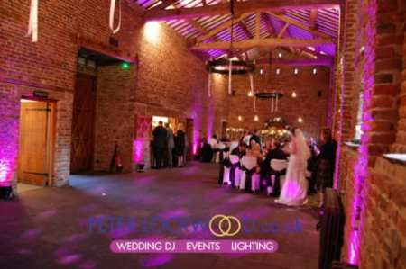 Meols-Hall-deep-pink-uplighting