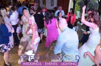 wedding dj in nutters restaurant rochdale