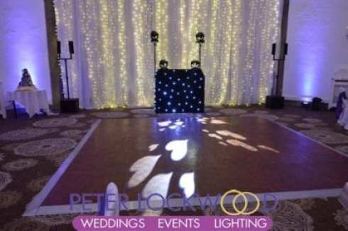 Shrigley Hall Wedding Disco