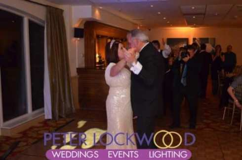 At last was the first dance