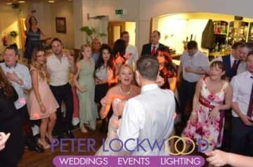 Bridge Hotel Prestbury Wedding DJ