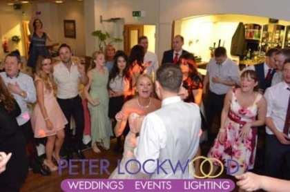 Bridge Hotel Prestbury Wedding DJ