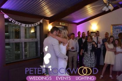 Wedding First Dance.