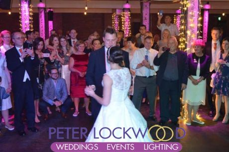 Victoria Warehouse Wedding DJ