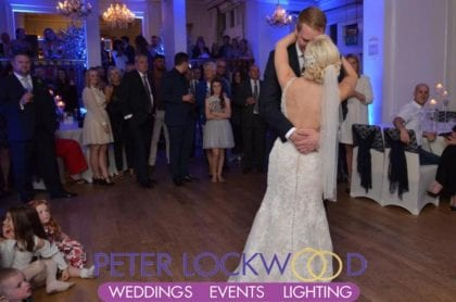 first dance in the west tower