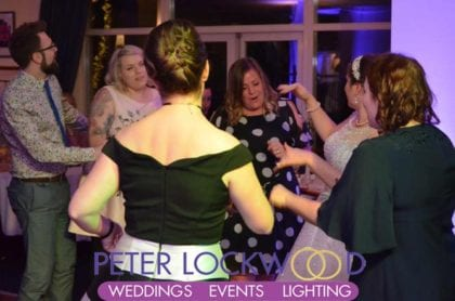 Dunham Forest Wedding DJ