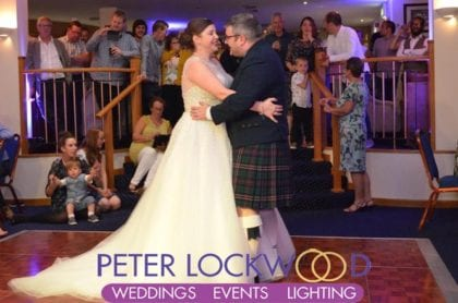 Dunham Forest Golf Club Wedding DJ