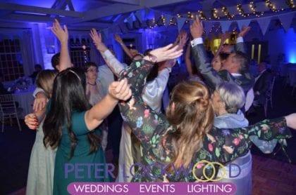 Quarry Bank Mill Wedding DJ Peter Lockwood