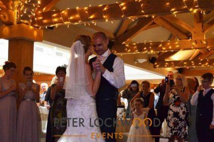 Wedding DJ and Wedding Lighting Specialist