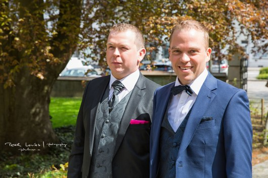 Wedding Peter and Andy