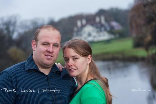 Verlovingsshoot Sarah en Franky