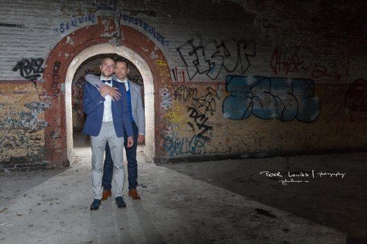 Fotoshoot Gerrie en Gert