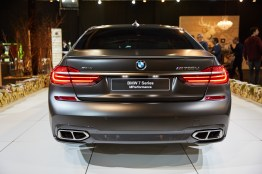 Salon 2017 - Dreamcars - BMW M760iL