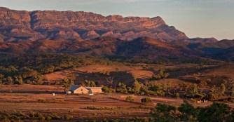 Arkaba Woolshed - Flinders Ranges