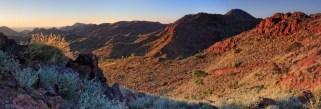East Mt Painter Gorge