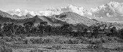 Heysen Range, Parachilna
