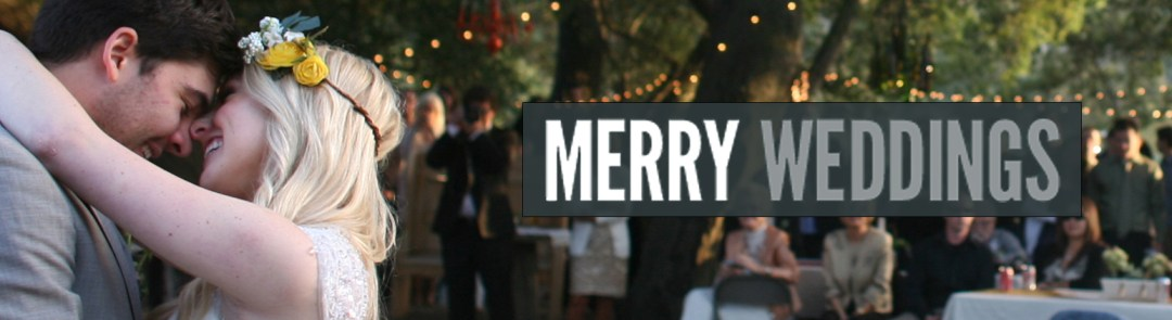 MERRY WEDDINGS Blog