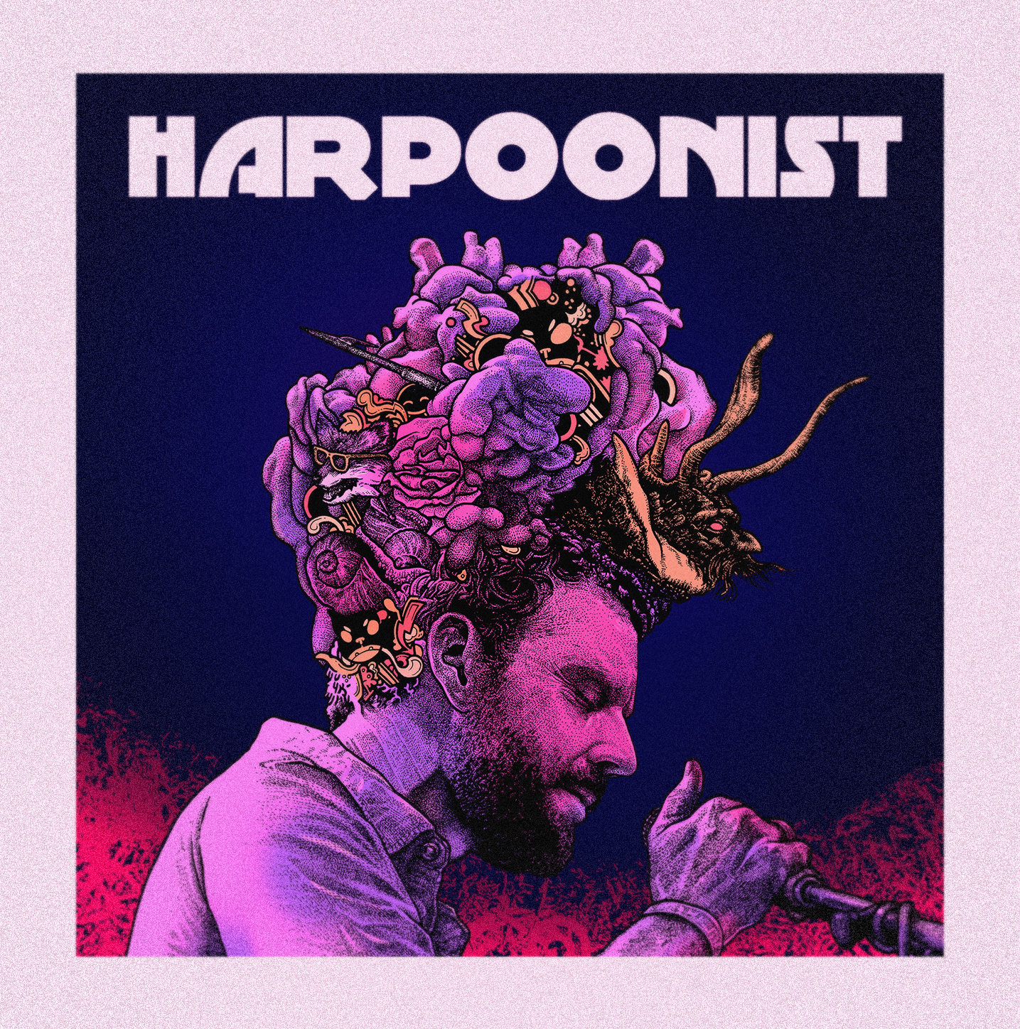 HARPOONIST - Traditional 2D and digital color