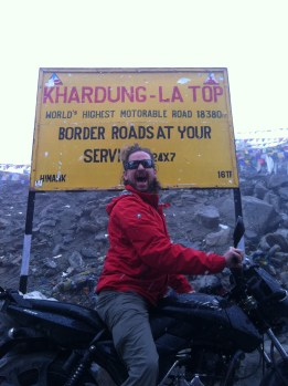 My Motorcycle Diaries - India