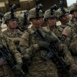 White House considering deploying 120,000 troops to Middle East