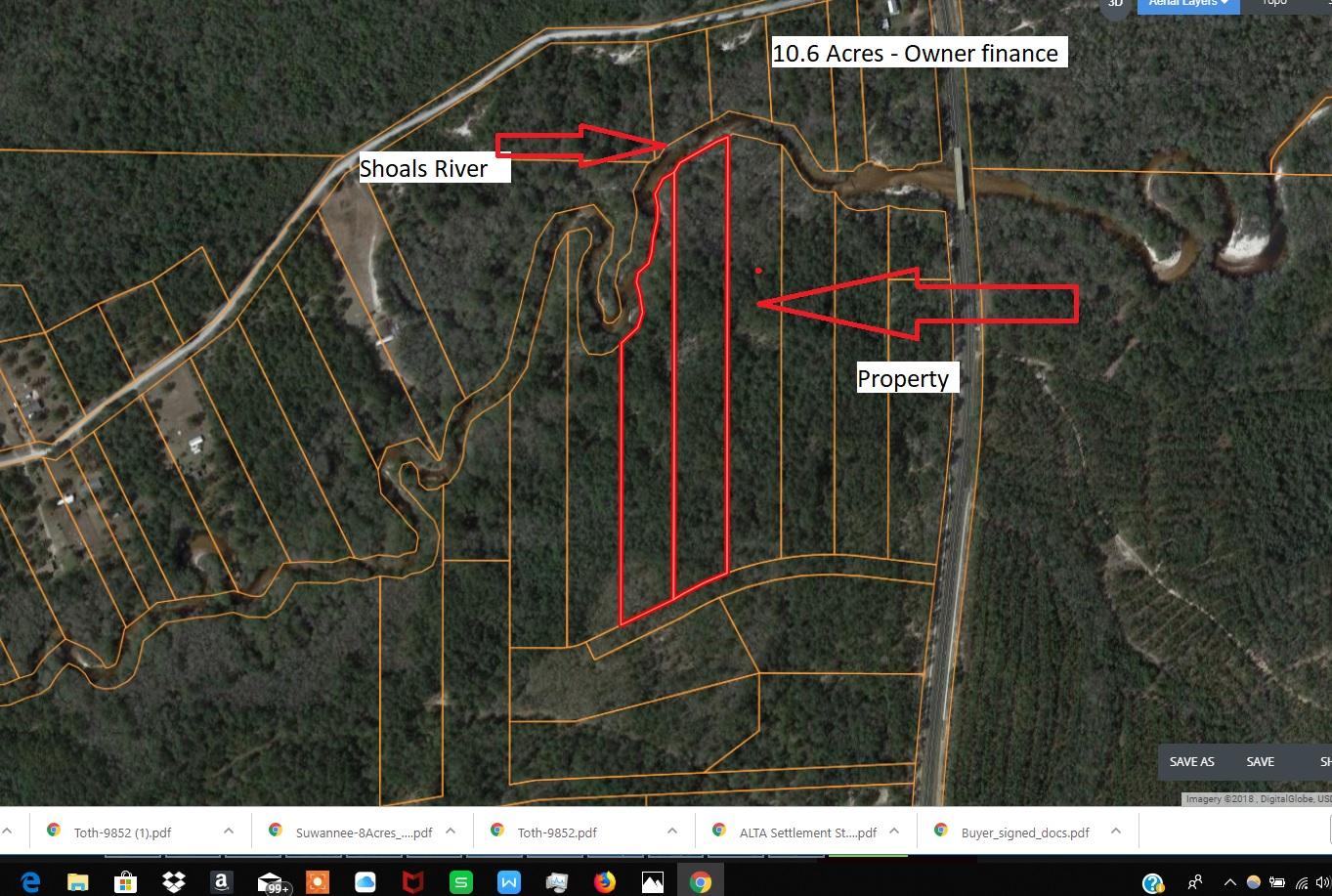 Walmart No Credit Check Financing >> 10.81 Acres – Defuniak Springs, FL (Walton County)