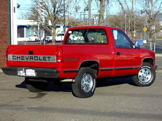 1991 Chev PU SW 4 x 4