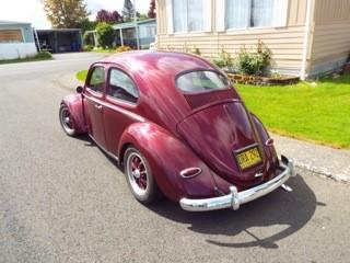 1956 Volkswagon Beetle