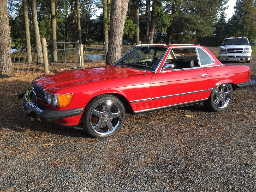 1974 Mercedes Benz