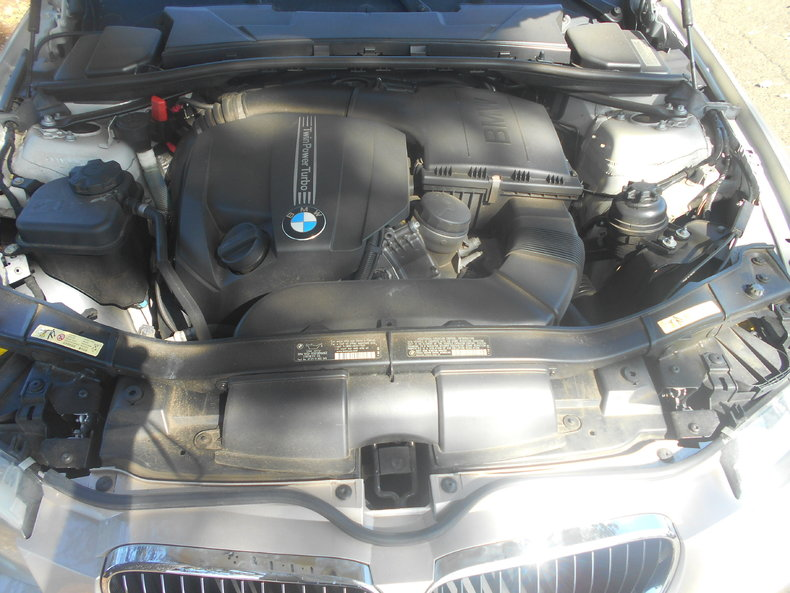 2012 BMW 335i Convertible