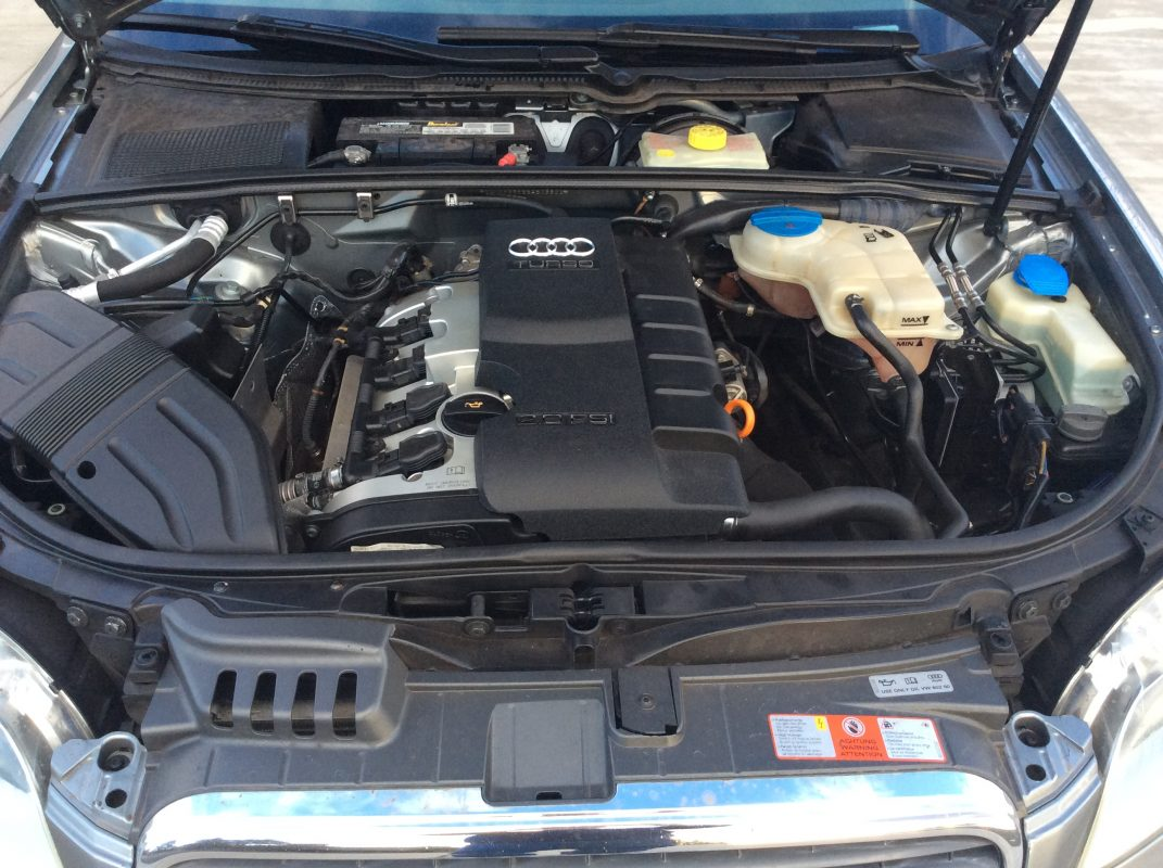 2005 Audi  A4 Quatro