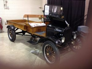 1920 Ford T flatbed
