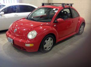 2001 VW Bug