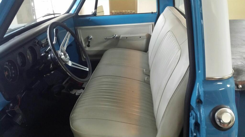 1972 Chevrolet C-10 PU