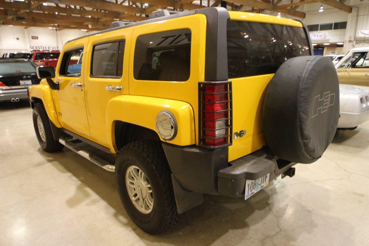 2006 Hummer H-3