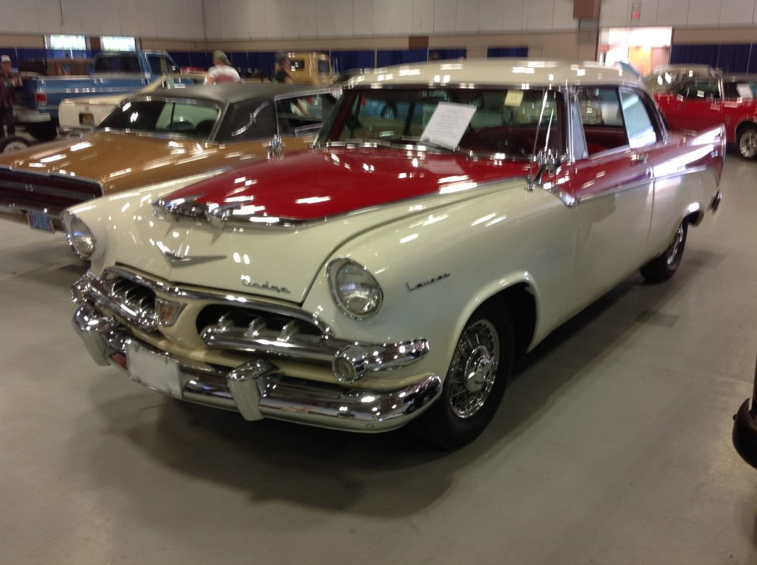 1956 Dodge Royal  Two Door Hard Top