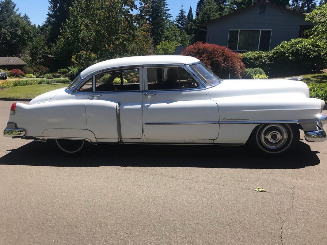 1951 Cadillac 4 door