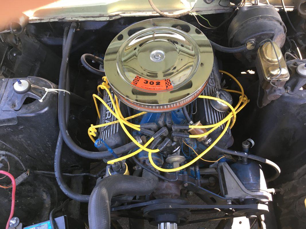 1969 Ford Torino GT  Ocra