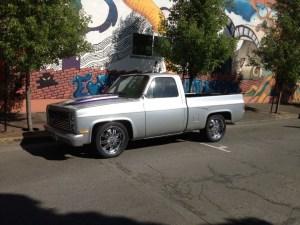 1987 Chevrolet Short Wide PU