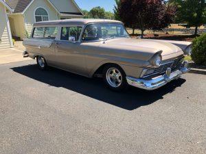 1957 Ford Ranchwood Wagon