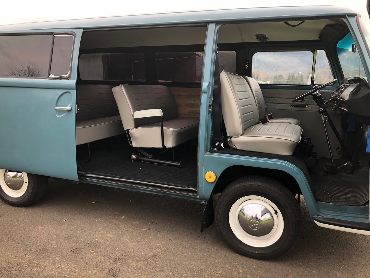 1969 Volkswagon Bay Window Bus