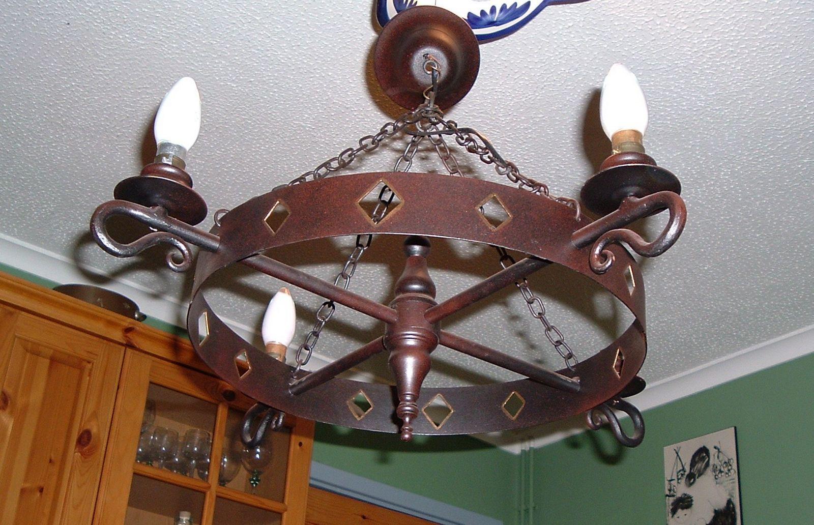 Kitchen candelabra