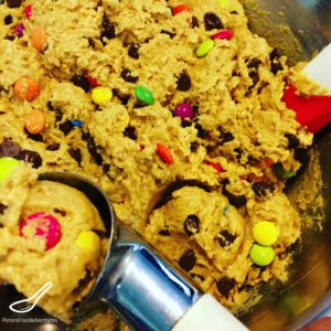 Monster Cookie Dough