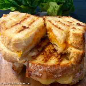 The Secret to Easy Crispy Grilled Cheese Sandwiches