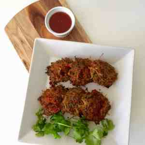 Thai Beef Rissoles
