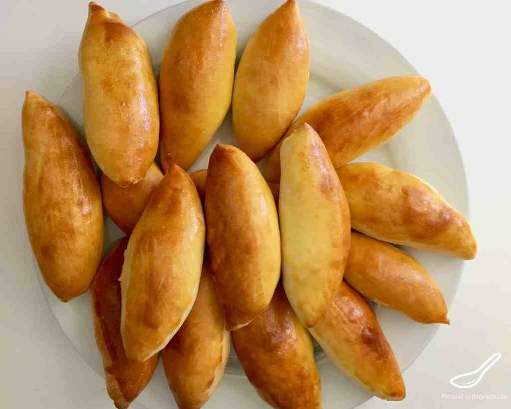 Pirozhki recipe